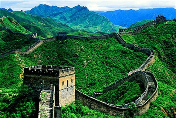 Dentro da muralha deus no gibi for A grande muralha da china