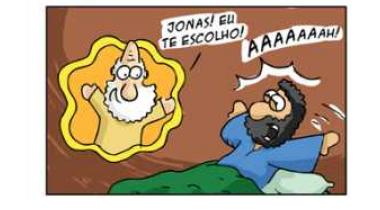 JONAS, EU TE ESCOLHO
