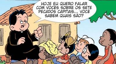 OS PECADOS CAPITAIS