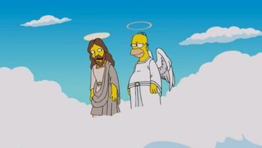 O QUE JESUS DIRIA A HOMER SIMPSON?