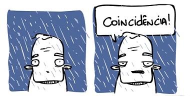 COINCIDÊNCIAS