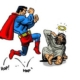SUPERMAN VS JESUS